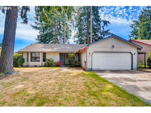 13911 NE 9TH St, Vancouver, WA 98684 (MLS #21137601) :: Change Realty