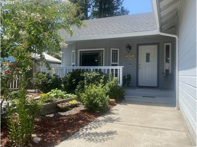 1740 Labona Dr, Eugene, OR 97404 (MLS #21137880) :: Song Real Estate