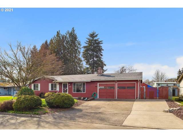 157 NE 30TH Ave, Hillsboro, OR 97124 (MLS #21138039) :: Next Home Realty Connection