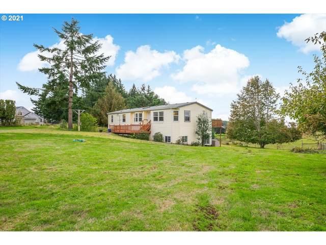 16955 S Howards Mill Rd, Beavercreek, OR 97004 (MLS #21138052) :: Real Estate by Wesley