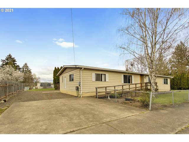 275 S Laurel St, Yamhill, OR 97148 (MLS #21138100) :: Beach Loop Realty
