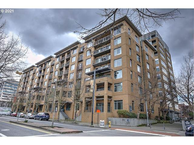 701 Columbia St #103, Vancouver, WA 98660 (MLS #21138246) :: Next Home Realty Connection