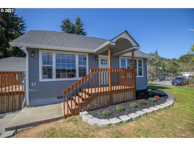 93768 Troy Ln, Coos Bay, OR 97420 (MLS #21138423) :: Song Real Estate