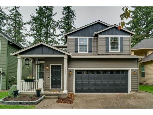 1645 NW 9TH Ave, Hillsboro, OR 97124 (MLS #21138459) :: The Haas Real Estate Team