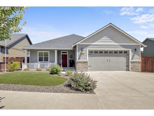3614 N Dahlia St, Newberg, OR 97132 (MLS #21138538) :: Holdhusen Real Estate Group