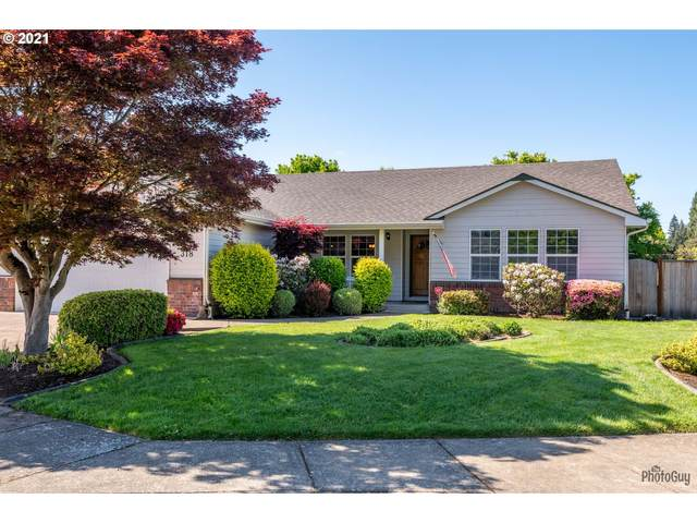318 Grizzly Ave, Eugene, OR 97404 (MLS #21138831) :: Song Real Estate