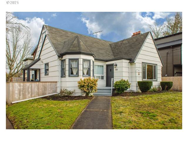 7535 N Central St, Portland, OR 97203 (MLS #21138851) :: Fox Real Estate Group