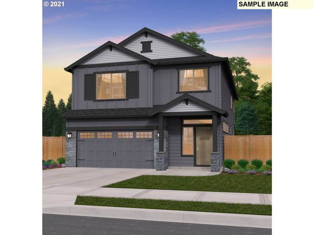 NE 110th Way, Vancouver, WA 98682 (MLS #21138942) :: Coho Realty