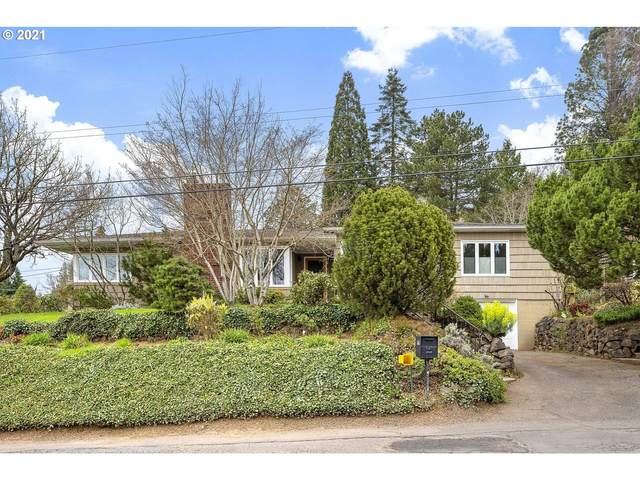 2663 SW Hamilton Ct, Portland, OR 97239 (MLS #21139085) :: Beach Loop Realty