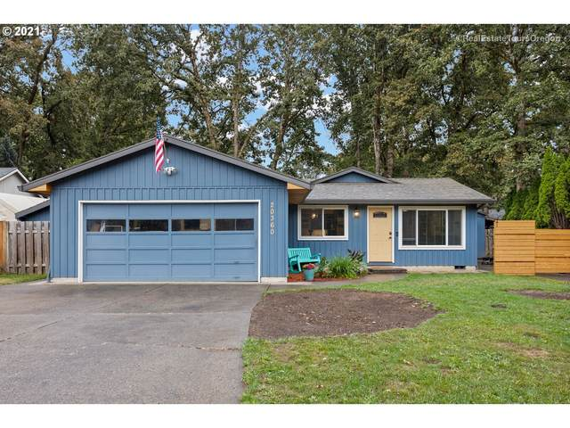 20360 SW Rock Rd, Beaverton, OR 97003 (MLS #21139916) :: Next Home Realty Connection