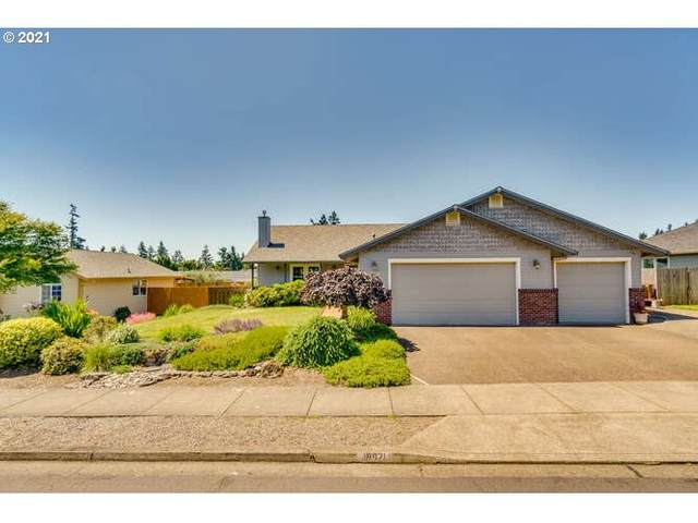 18921 Highland Dr, Oregon City, OR 97045 (MLS #21140093) :: The Liu Group