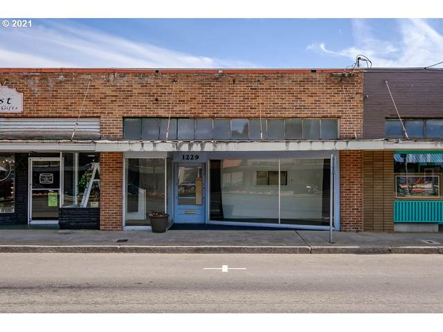 1229 Main St, Sweet Home, OR 97386 (MLS #21140131) :: Duncan Real Estate Group