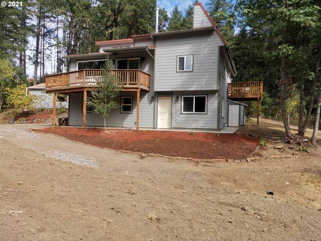 22715 SW Eagle Point Rd, Sheridan, OR 97378 (MLS #21140307) :: Premiere Property Group LLC