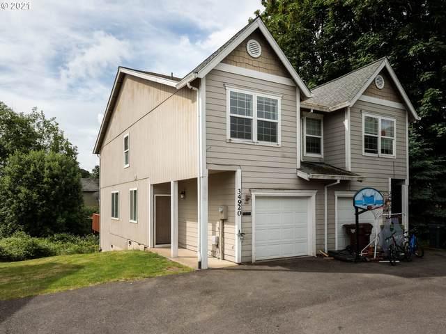 34920 Burt Ct, St. Helens, OR 97051 (MLS #21140335) :: McKillion Real Estate Group