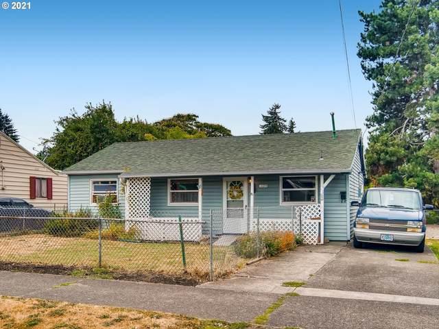 10209 N Oswego Ave, Portland, OR 97203 (MLS #21140362) :: Keller Williams Portland Central