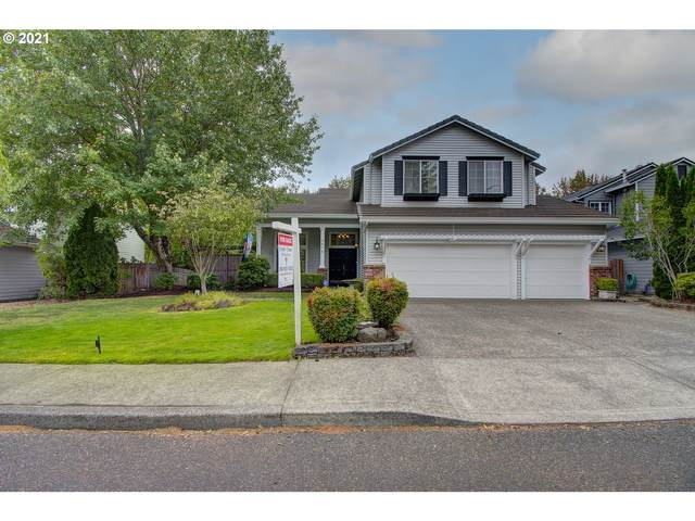 3415 NW 116TH Way, Vancouver, WA 98685 (MLS #21140413) :: Keller Williams Portland Central