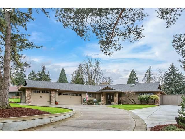5627 SE Viewcrest Dr, Milwaukie, OR 97267 (MLS #21140670) :: Fox Real Estate Group