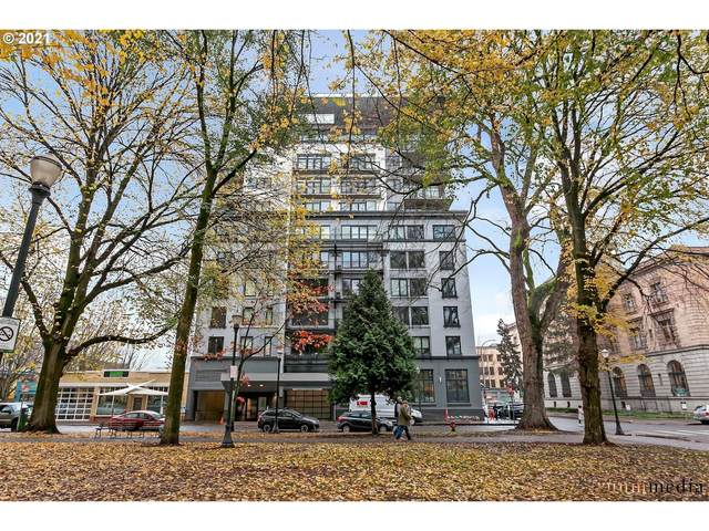 300 NW 8TH Ave #707, Portland, OR 97209 (MLS #21140828) :: The Pacific Group