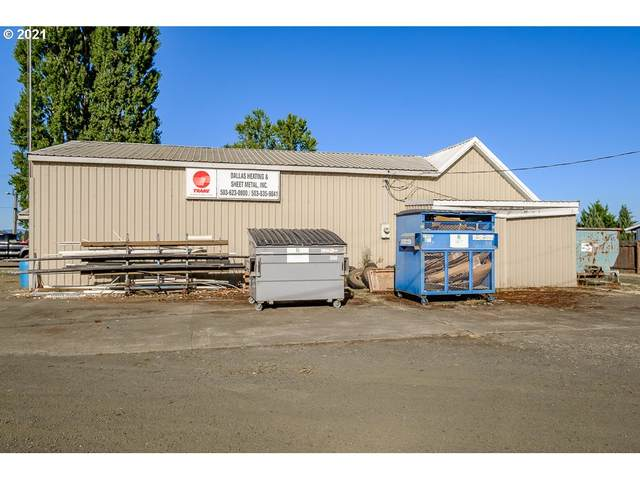 7375 Mccoy Rd Rickreall O, Rickreall, OR 97371 (MLS #21140933) :: McKillion Real Estate Group