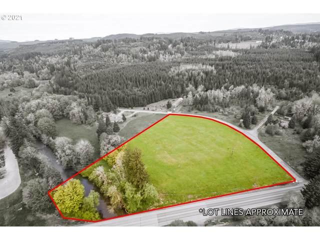 0 Sheely Ck (Parcel 2) Rd, Vernonia, OR 97064 (MLS #21141501) :: TK Real Estate Group