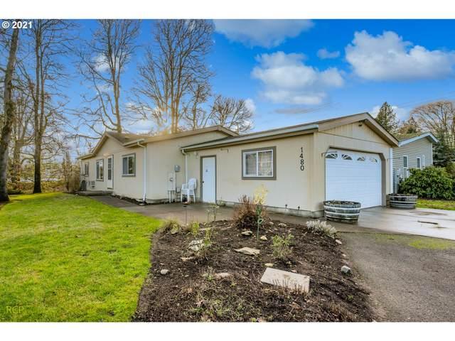 1480 Boardwalk Ave, Molalla, OR 97038 (MLS #21141713) :: Lux Properties