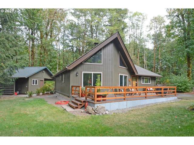69181 E Barlow Trail Rd, Rhododendron, OR 97049 (MLS #21141767) :: Premiere Property Group LLC