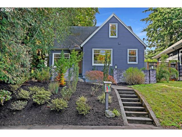 2818 NE Ainsworth St, Portland, OR 97211 (MLS #21141893) :: Song Real Estate
