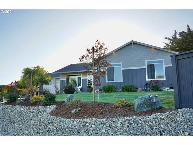 3220 Natalie Way, Bandon, OR 97411 (MLS #21141910) :: Triple Oaks Realty
