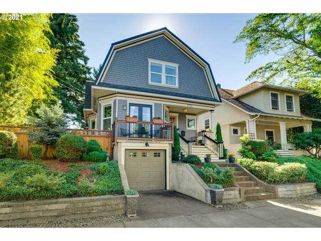 3712 SE Yamhill St, Portland, OR 97214 (MLS #21141930) :: Real Tour Property Group