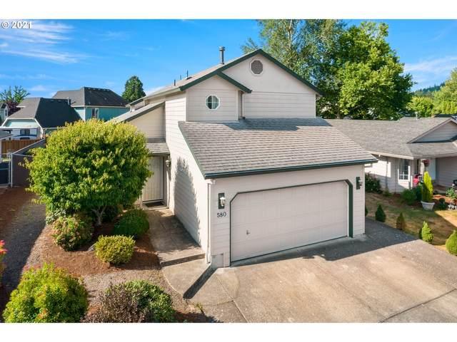 580 SE Vista Ter, Gresham, OR 97080 (MLS #21142130) :: Fox Real Estate Group