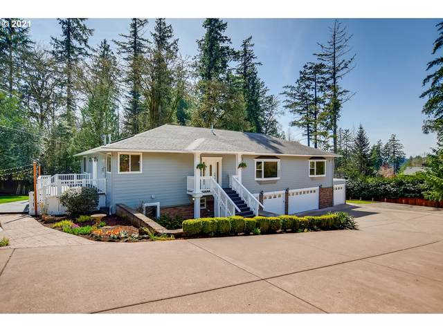 3439 SW Scholls Ferry Rd, Portland, OR 97221 (MLS #21142332) :: Duncan Real Estate Group