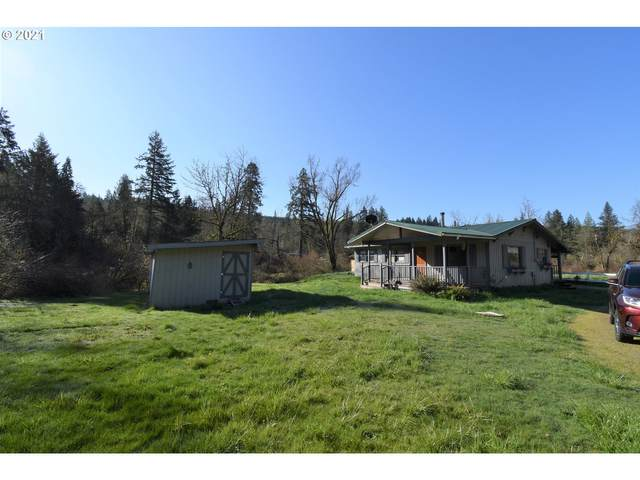 15462 S Buckner Creek Rd, Mulino, OR 97042 (MLS #21142488) :: Beach Loop Realty