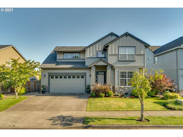 355 SE 15TH Pl, Canby, OR 97013 (MLS #21142541) :: Brantley Christianson Real Estate