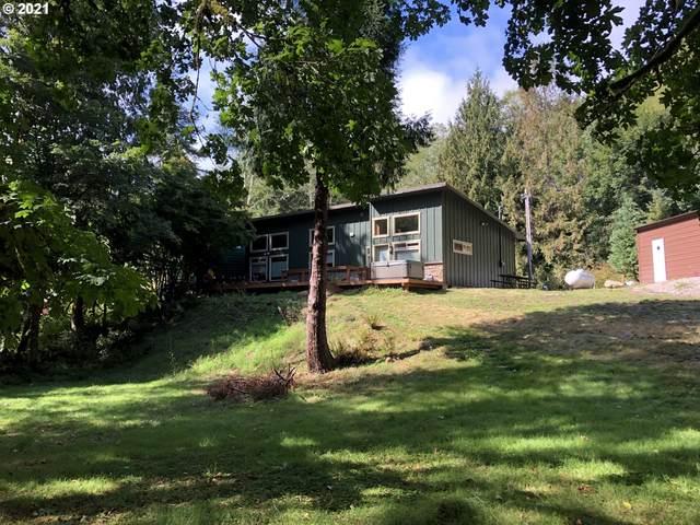 1162 N Slick Rock Creek Rd, Otis, OR 97368 (MLS #21142785) :: Song Real Estate
