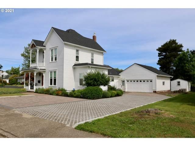 2502 1ST St, Tillamook, OR 97141 (MLS #21142836) :: McKillion Real Estate Group
