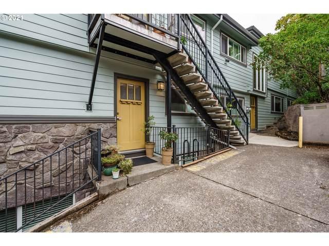5715 NE Sacramento St #6, Portland, OR 97213 (MLS #21142877) :: McKillion Real Estate Group