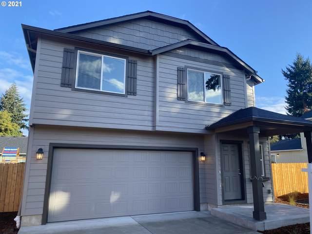 880 N Park, Eugene, OR 97404 (MLS #21142942) :: Song Real Estate