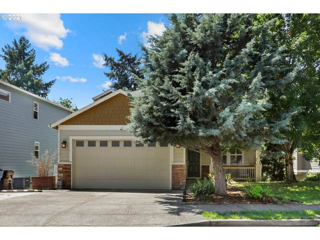 2515 W 10TH St, Washougal, WA 98671 (MLS #21143066) :: Next Home Realty Connection