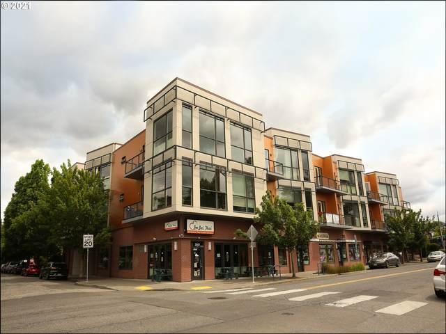 838 SE 38TH Ave #309, Portland, OR 97214 (MLS #21143306) :: McKillion Real Estate Group