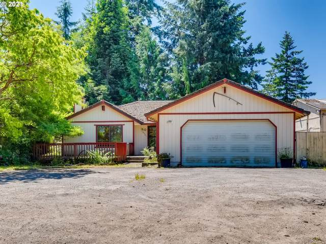 8521 SE 132ND Ave, Happy Valley, OR 97086 (MLS #21143344) :: Fox Real Estate Group