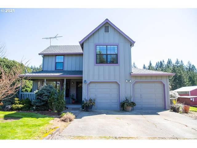 31017 NE 95TH Ave, Battle Ground, WA 98604 (MLS #21143554) :: Cano Real Estate