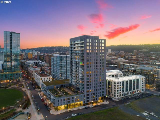 1150 NW Quimby St #1610, Portland, OR 97209 (MLS #21143650) :: Lux Properties