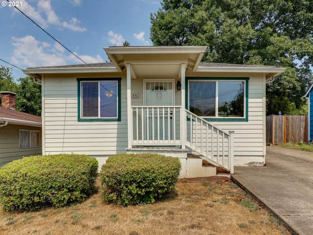 3835 SE Adams St, Milwaukie, OR 97222 (MLS #21143680) :: Premiere Property Group LLC