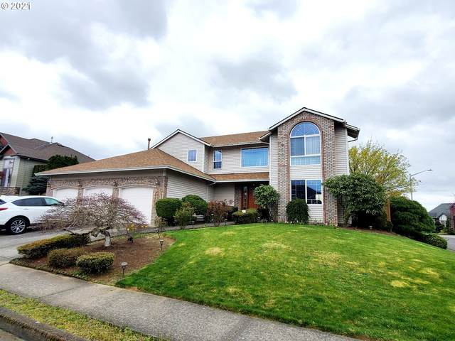 4188 SW Brittany Dr, Gresham, OR 97080 (MLS #21144026) :: Fox Real Estate Group