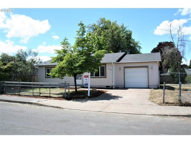 1624 Rainbow Dr, Springfield, OR 97477 (MLS #21144152) :: Townsend Jarvis Group Real Estate