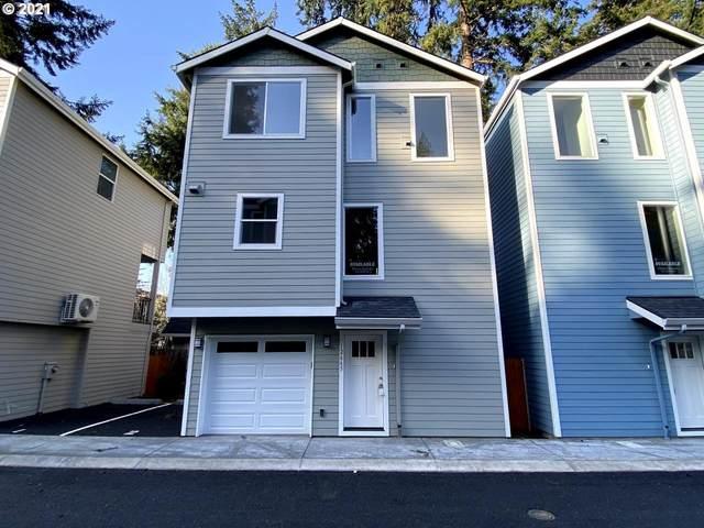 12653 SE Lydia Ct, Portland, OR 97236 (MLS #21144565) :: Stellar Realty Northwest