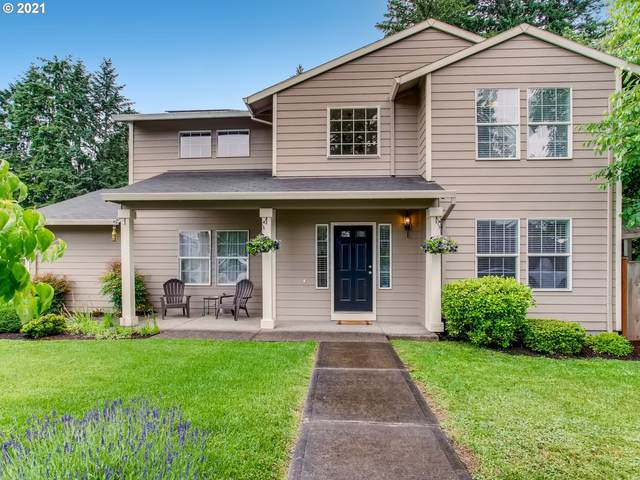 855 SE 39TH Ct, Hillsboro, OR 97123 (MLS #21144691) :: Next Home Realty Connection
