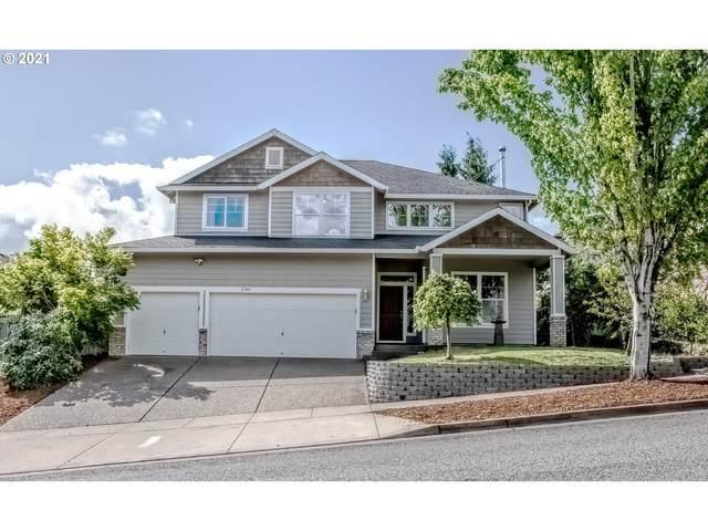2744 NW Bald Eagle Ave, Salem, OR 97304 (MLS #21144742) :: Coho Realty