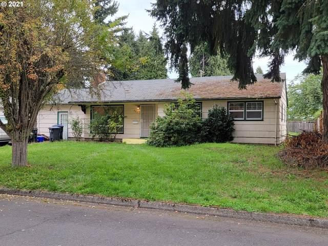 837 Archie St, Eugene, OR 97402 (MLS #21144809) :: Premiere Property Group LLC