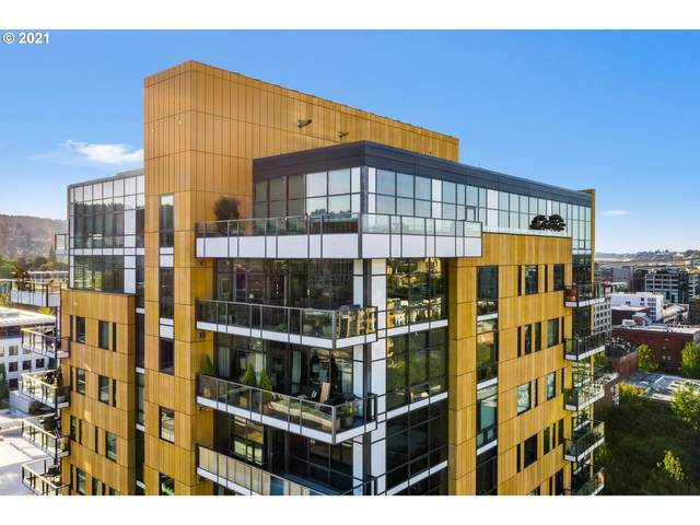 311 NW 12TH Ave #1502, Portland, OR 97209 (MLS #21144862) :: The Liu Group